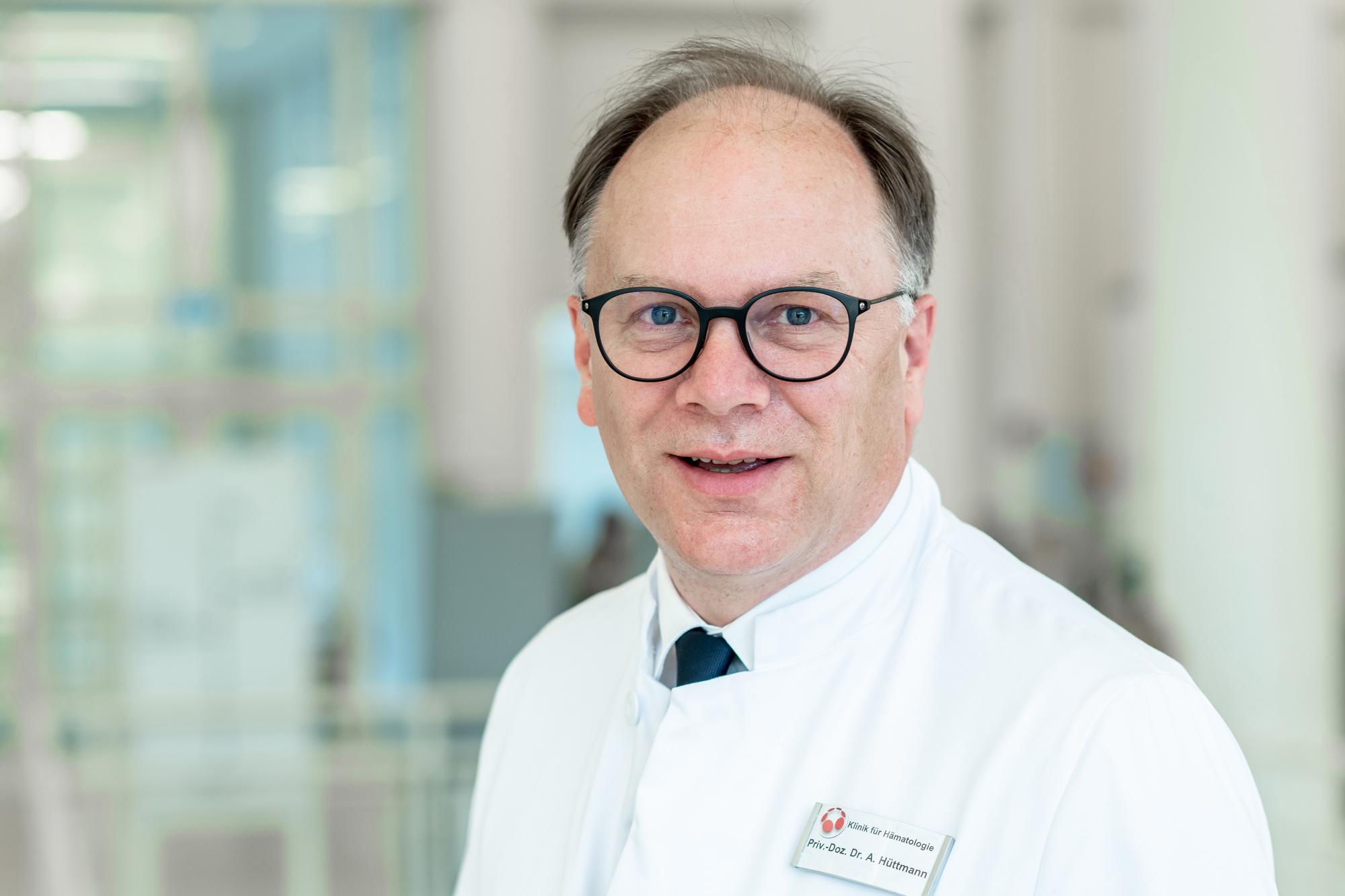 PD Dr. med. Andreas Hüttmann