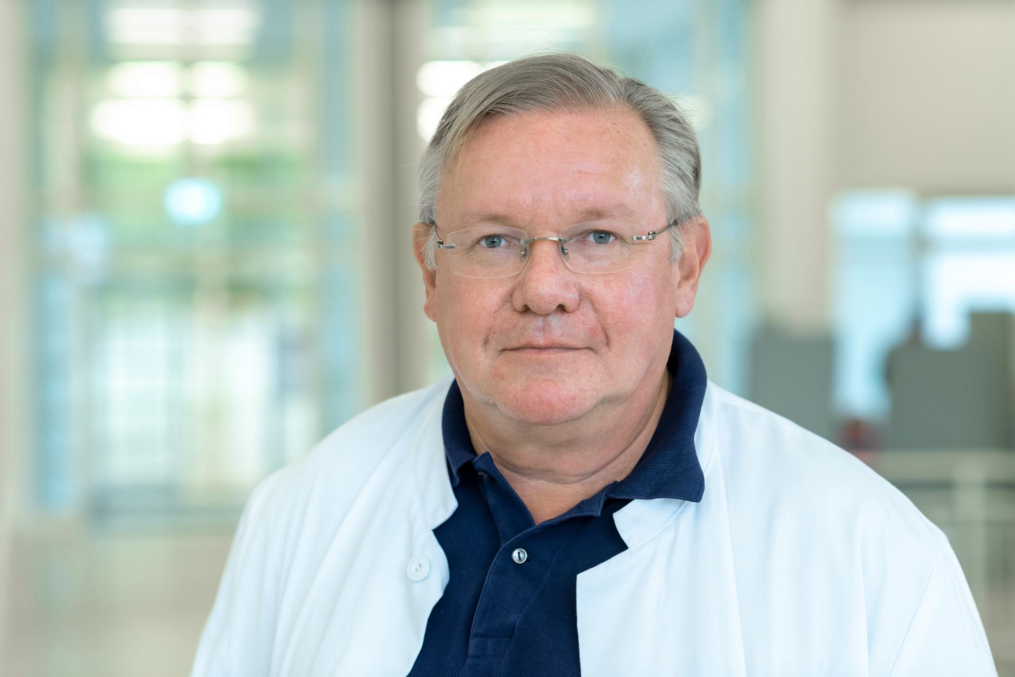 Dr. med. Rudolf Trenschel