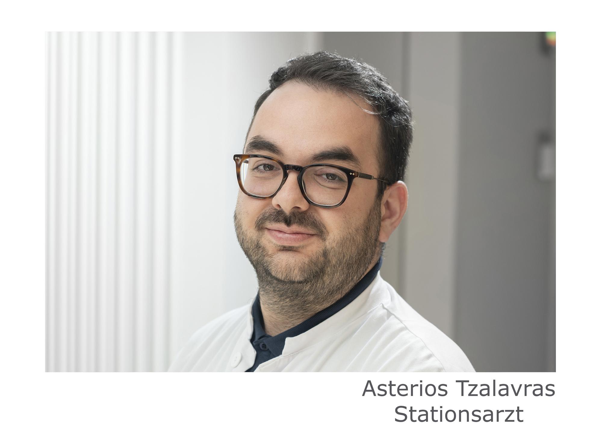 Dr. med. Asterios Tzalavras